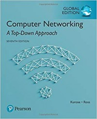 Image of Computer Networking: a top-down approach, 7th edition